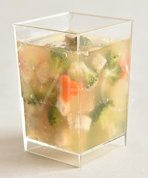 鶏とリンゴのすりながし風 120g ◆クール便(冷凍)◆
