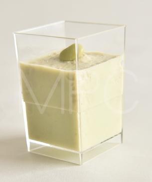 枝豆とゴートミルクのすりながし風 120g ◆クール便(冷凍)◆