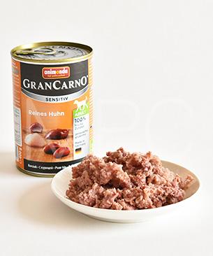 アニモンダ グランカルノ センシティブ 鶏のみ 400g