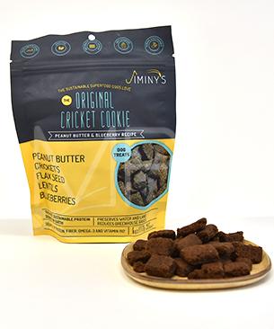 JIMINY'S クリケットクッキー ピーナッツバター&ブルーベリー