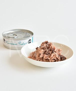 J&C カツオフィレ缶