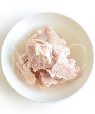 J&C 国産若鶏 ささみ角切り 80g