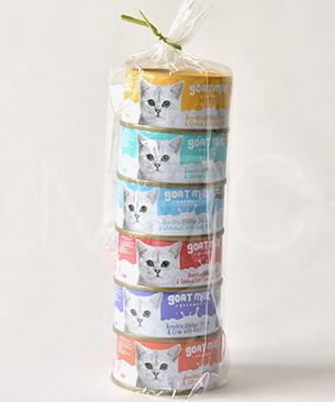 キットキャット【数量限定商品】ゴートミルク チキン アソートセット70g 6缶セット