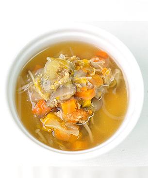 POCHI野菜とキノコのたまごスープ 100g