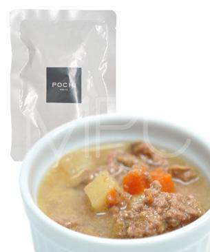 POCHI 鶏肉と野菜のハーブシチュー100g