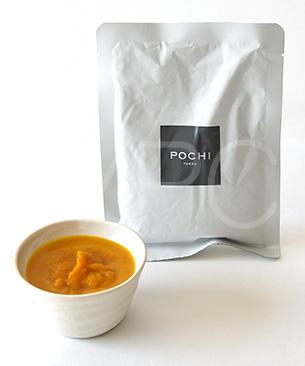 POCHI 【季節限定品】 チーズとかぼちゃの冷製スープ 100g