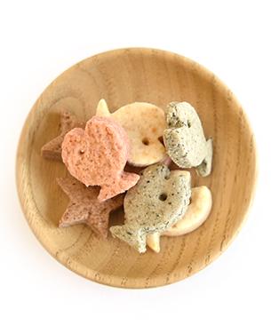 POCHI【季節限定品】ひとくちお魚クッキー