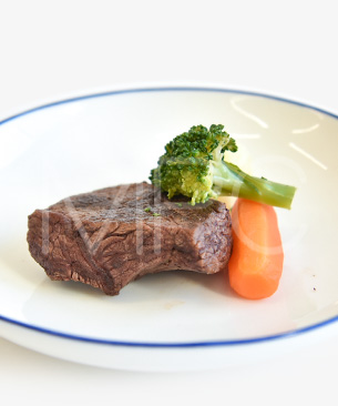 POCHI DELICATESSEN 【季節限定品】 鹿肉のグリエ3種の野菜添え ◆クール便(冷凍)◆