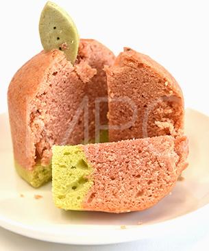 POCHI DELICATESSEN 【季節限定品】 桜蒸しケーキ ◆クール便(冷凍)◆