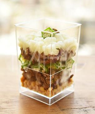 POCHI DELICATESSEN 【季節限定品】 馬肉とネバネバ野菜のカップデリ ◆クール便(冷凍)◆