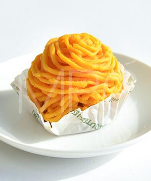 POCHI DELICATESSEN 【季節限定品】 パンプキンモンブラン ◆クール便(冷凍)◆