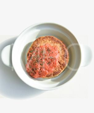POCHI DELICATESSEN 【季節限定品】 イワシのハンバーグ トマトソース添え ◆クール便(冷凍)◆
