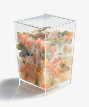 POCHI DELICATESSEN 【季節限定品】 秋刀魚と野菜のあんかけ ◆クール便(冷凍)◆