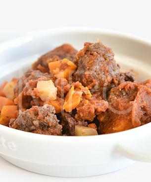 POCHI DELICATESSEN 【季節限定品】 鹿肉のデミグラスシチュー ◆クール便(冷凍)◆