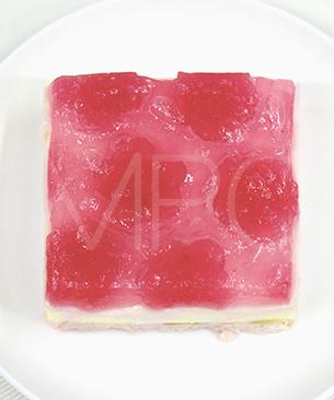 POCHI DELICATESSEN 【季節限定品】 お花見デリ 桜色チーズケーキ ◆クール便(冷凍)