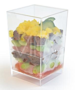 鹿肉と夏野菜のカップデリ ◆クール便(冷凍)◆