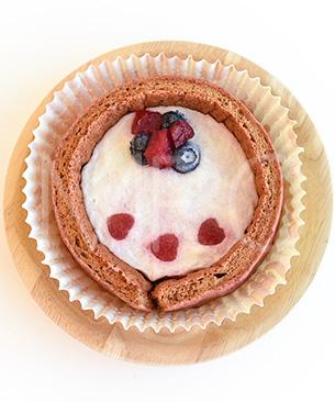 POCHI DELICATESSEN 【季節限定品】 バレンタインルビーケーキ ◆クール便(冷凍)◆