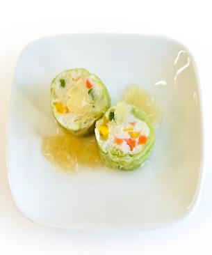 POCHI DELICATESSEN 【季節限定品】 白身魚のロールキャベツ ◆クール便(冷凍)◆