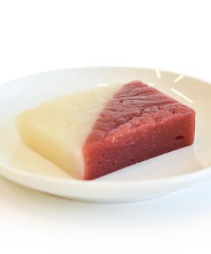 POCHI DELICATESSEN 【季節限定品】 春色2色羊羹 ◆クール便(冷凍)◆