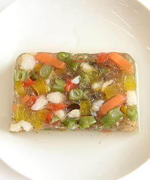 POCHI【季節限定品】鱈と彩野菜のテリーヌ ◆クール便(冷凍)◆