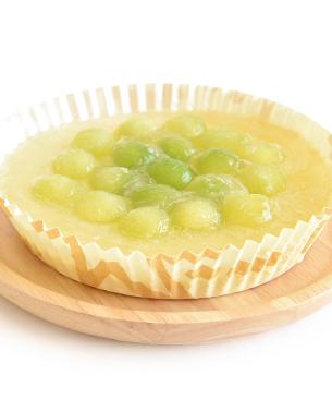 メロンと山羊ミルクのケーキ ◆クール便(冷凍)◆