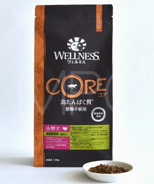 ウェルネス コア 穀物不使用 小型犬体重管理用