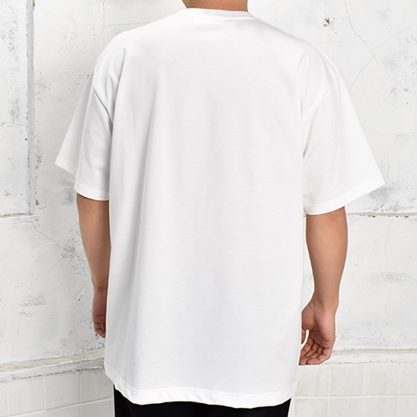 T-SHIRT/WHITE(GX-A21-ST-16)
