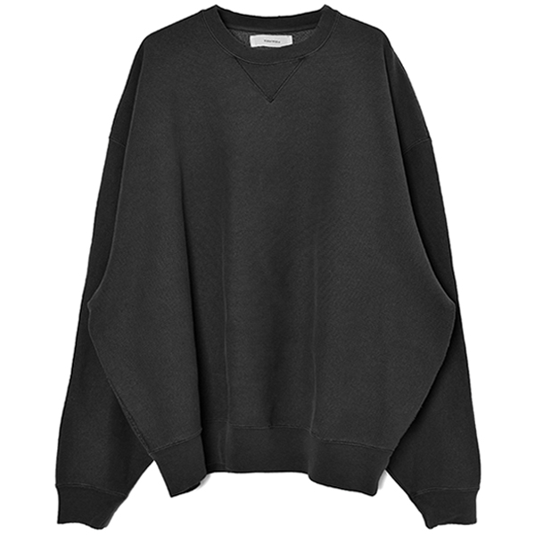 Vintage Over Sweat/BLACK