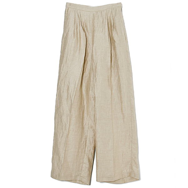 Delave Linen Trousers/NATURAL