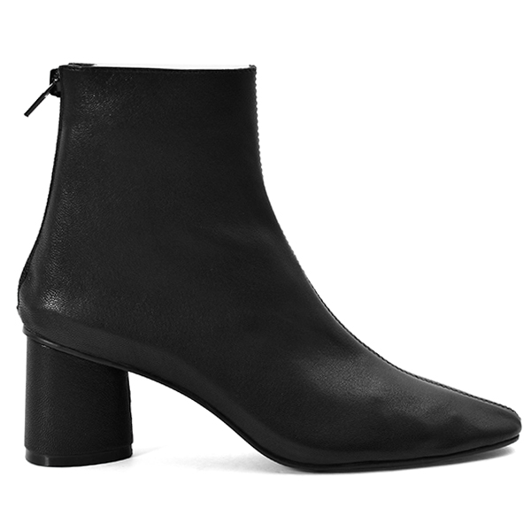 Softleather Boots/BLACK