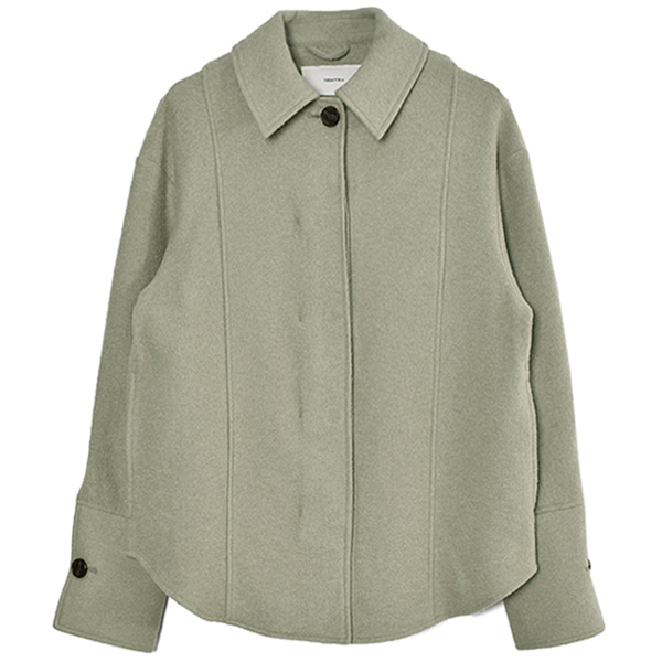Wool Shirts Jacket/MINT