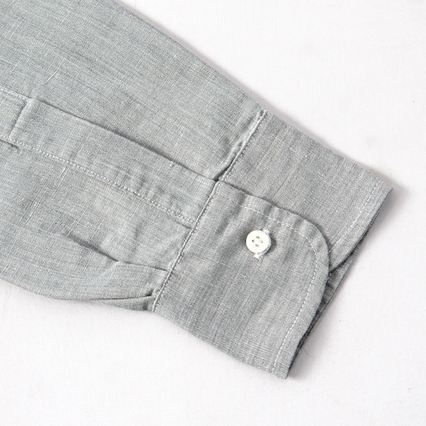 EILEEN/COTTON LINEN/GRAY