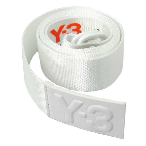 YOHJI WHITE BELT