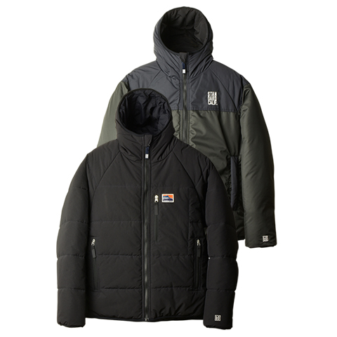 SD Reversible Puff Parka / DLS L+3