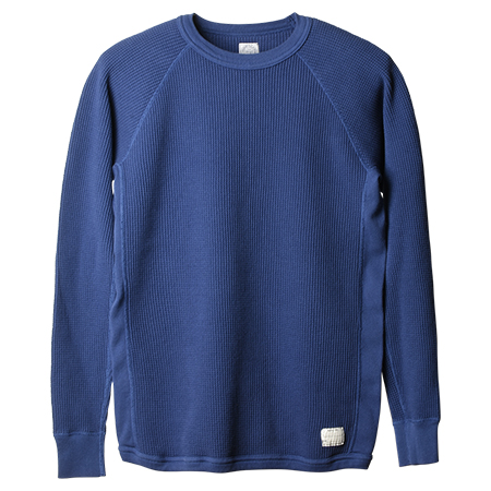 SD Waffle Thermal Long Sleeve Crew