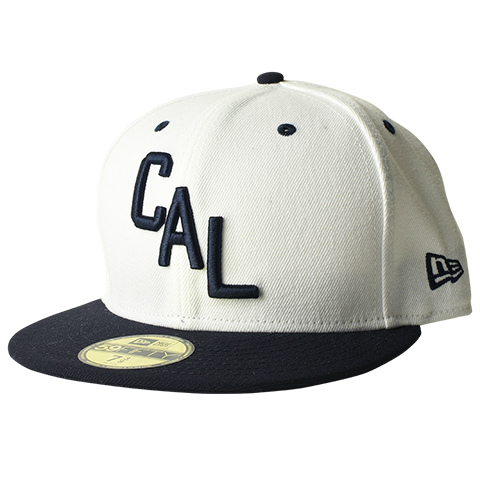 NEW ERA × SD 59 FIFTY CAL Logo Cap Type 2