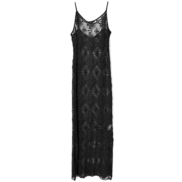 CLASSIC LACE CAMISOLE OP/BLACK