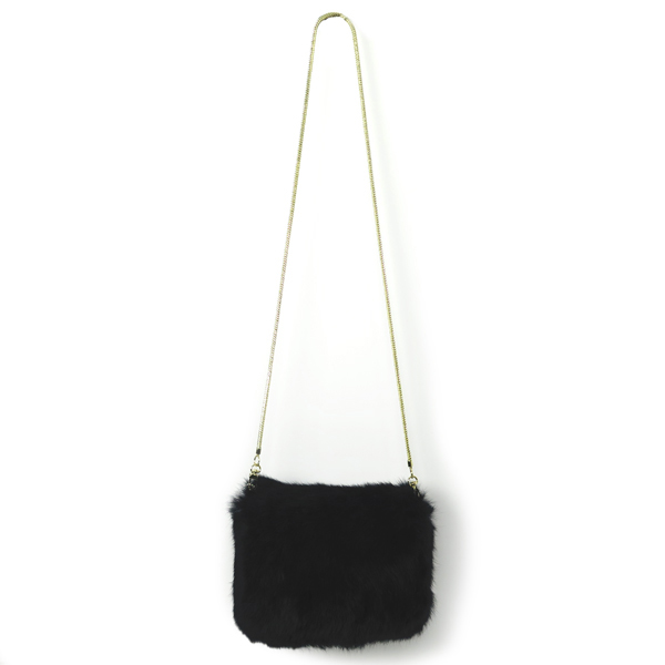 DSC. The Cats Whiskers SHOULDER BAG/BLACK
