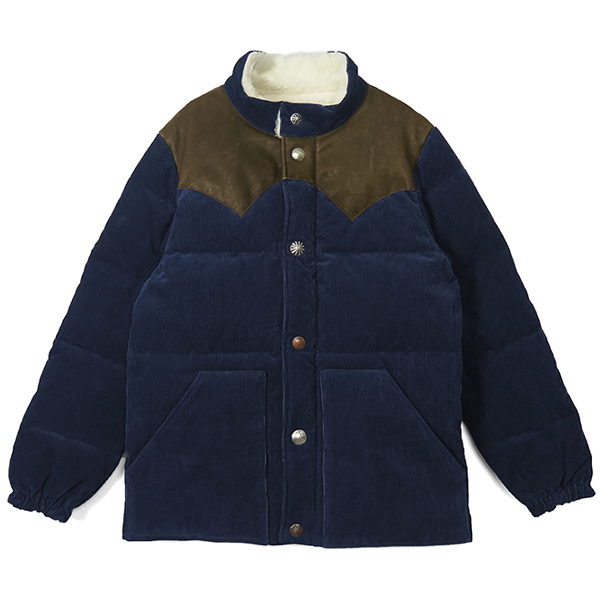 CONCHO DOWN JKT/NAVY