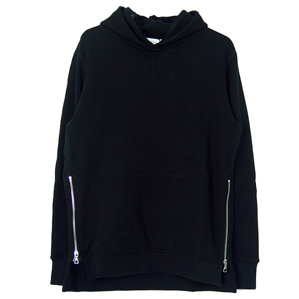HOODED VILLAIN/BLACK