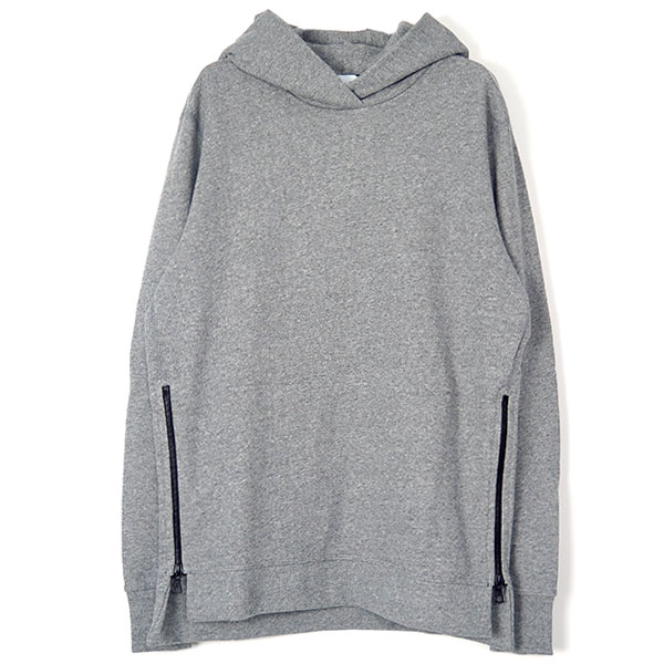 HOODED VILLAIN/DARK GREY
