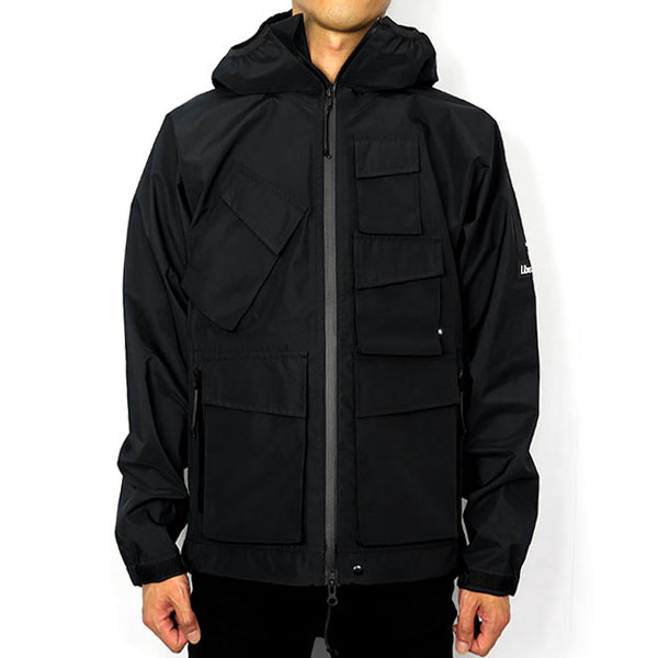 SHERPA 3LAYER JACKET/BLACK