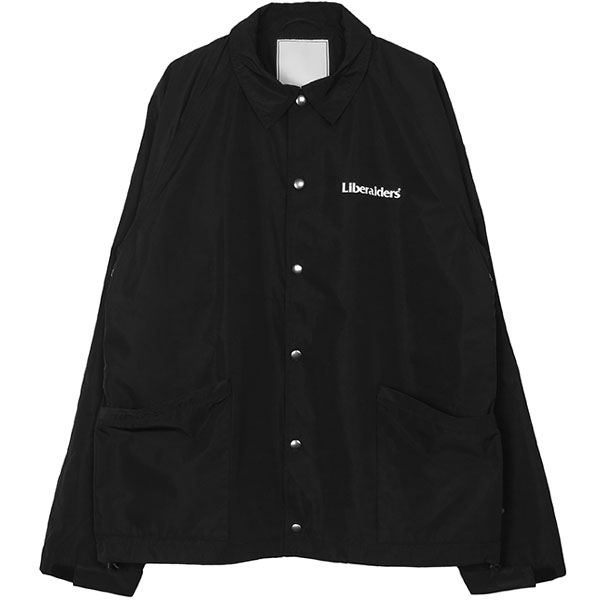 OG LOGO COACH JACKET/BLACK
