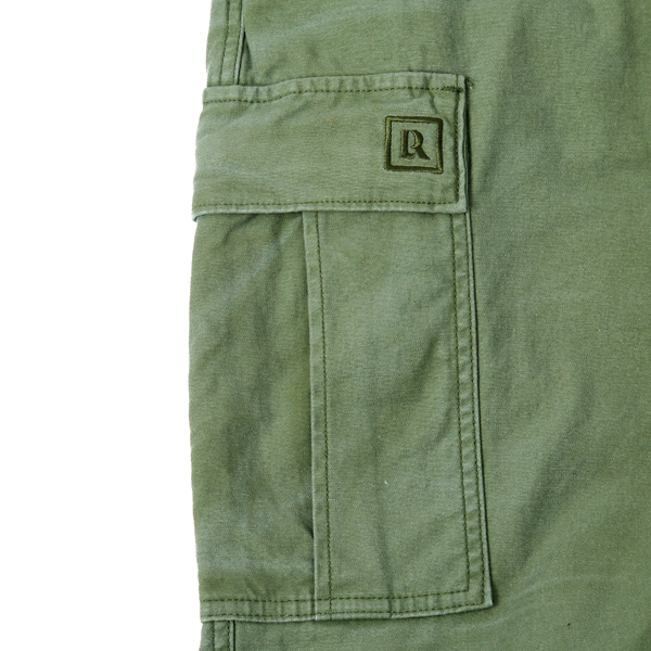6 POCKETS ARMY PANTS/OLIVE