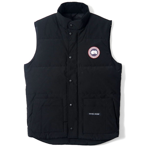 FREESTYLE CREW VEST/BLACK