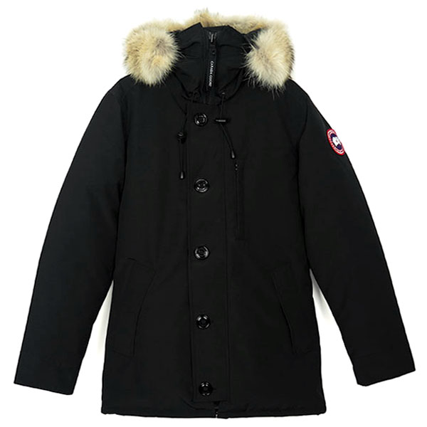 CHATEAU PARKA FUSION FIT/BLACK