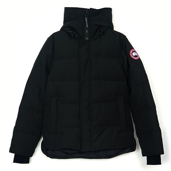 MACMILLIAN PARKA FUSION FIT/BLACK