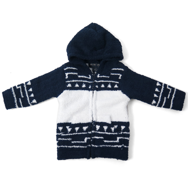 INFANT EAGLE HOODIE/NAVY