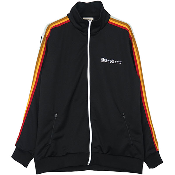 Roadman Track Jacket/BLACK