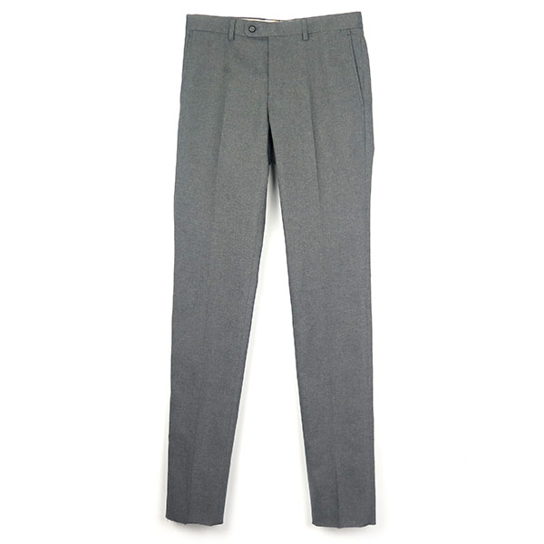 NEW HOPSACK PANTS/GREY(STRETCH FABRIC)(TSJP-82401-01)